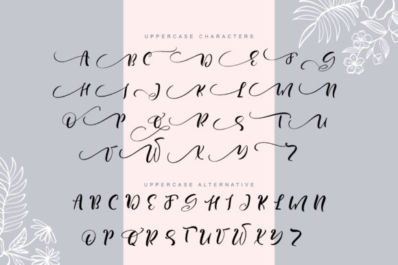 Print on Demand: Inspiration Script & Handwritten Font By Happy Letters - Image 7