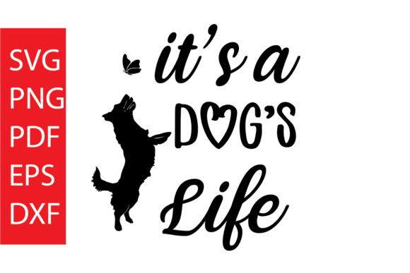 Download Free I Work Hard So My Dog Can Have A Better Life Graphic By Dobey705002 Creative Fabrica for Cricut Explore, Silhouette and other cutting machines.