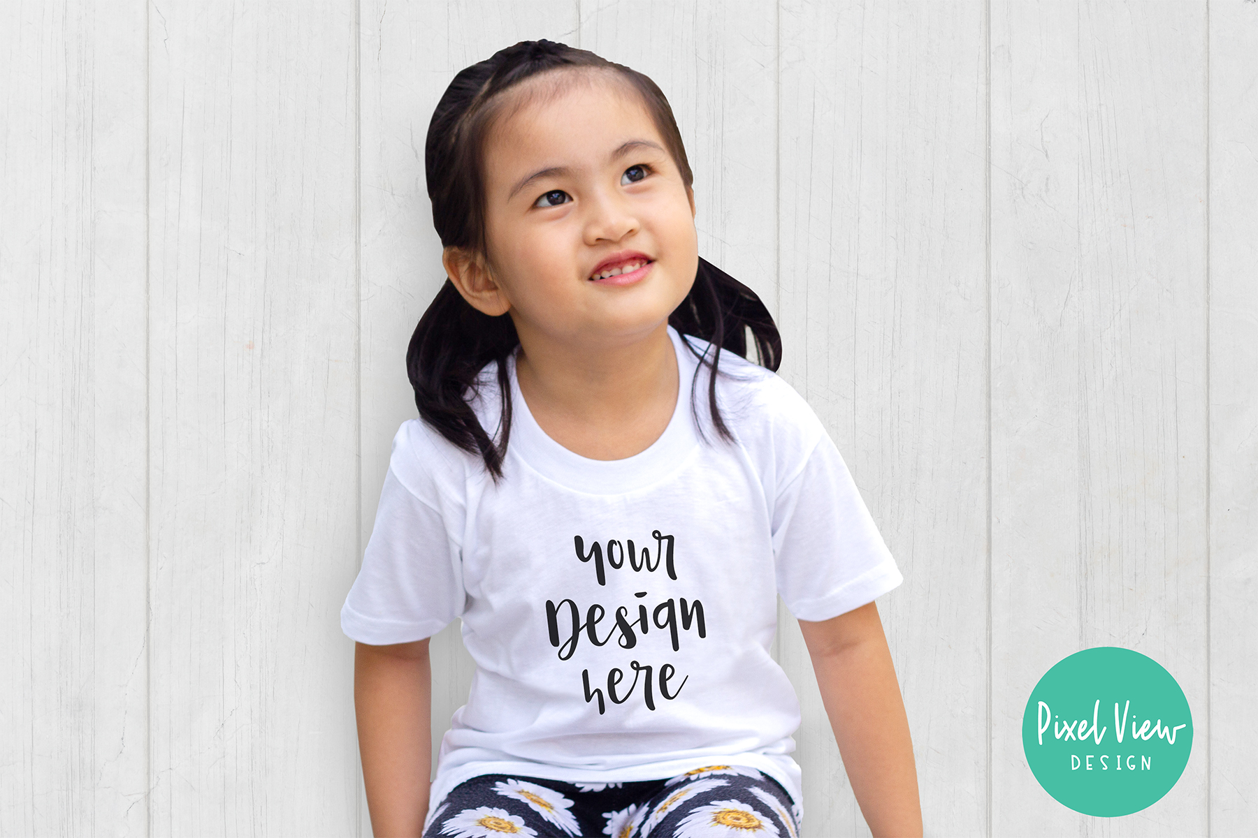 Download Free Kids White T Shirt Mockup Grafico Por Pixel View Design for Cricut Explore, Silhouette and other cutting machines.