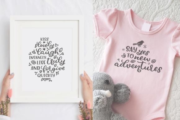 Print on Demand: Love at First Sight Display Font By Ayca Atalay - Image 3