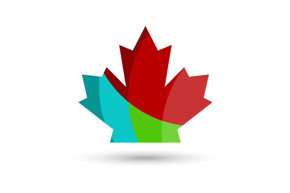 Download Free Maple Leaf Logo Canadian Flag Symbol Graphic By Hartgraphic SVG Cut Files