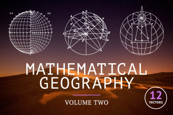 Mathematical Geography Vol. 2 Graphic By BlackLabel