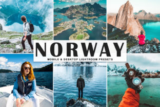 Norway Pro Lightroom Presets Graphic By Creative Tacos