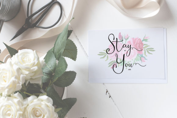 Print on Demand: Notalistic Script & Handwritten Font By Bexx Type - Image 3