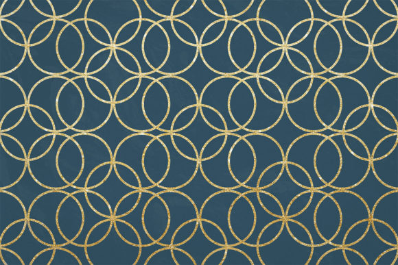 Print on Demand: Ornament Backgrounds Graphic Backgrounds By freezerondigital - Image 3