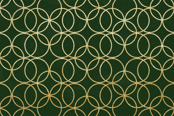 Print on Demand: Ornament Backgrounds Graphic Backgrounds By freezerondigital - Image 4