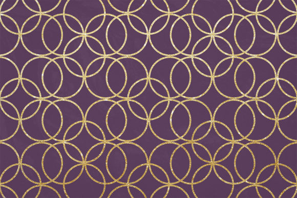 Print on Demand: Ornament Backgrounds Graphic Backgrounds By freezerondigital - Image 5