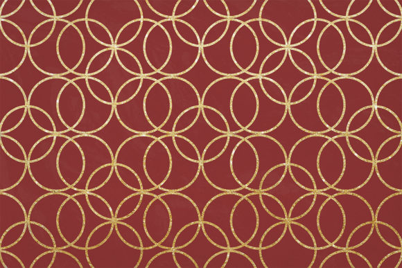 Print on Demand: Ornament Backgrounds Graphic Backgrounds By freezerondigital - Image 6