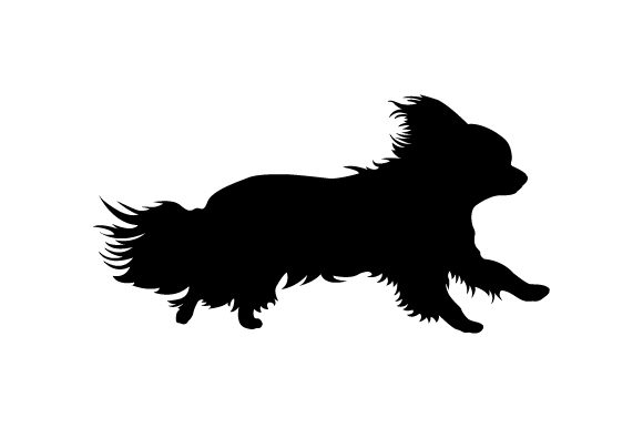 Papillon Running - Realistic Dogs Craft Cut File By Creative Fabrica Crafts - Image 2