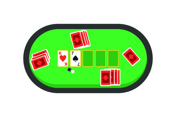 Download Free Poker Table Svg Cut File By Creative Fabrica Crafts Creative for Cricut Explore, Silhouette and other cutting machines.