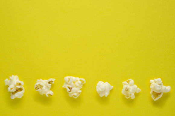 Popcorn Graphic Food & Drinks By Sasha_Brazhnik