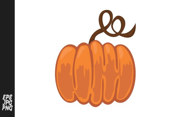 Download Free Pumpkin Vector Graphic By Arief Sapta Adjie Creative Fabrica for Cricut Explore, Silhouette and other cutting machines.