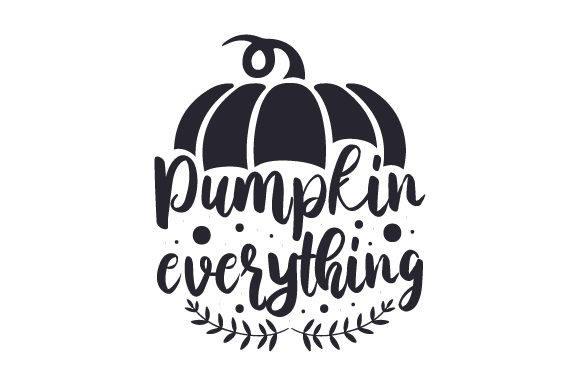 Pumpkin Everything Craft Design By Creative Fabrica Crafts Image 2