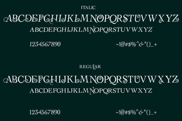 Print on Demand: Rollex II Display Font By ed.creative - Image 5