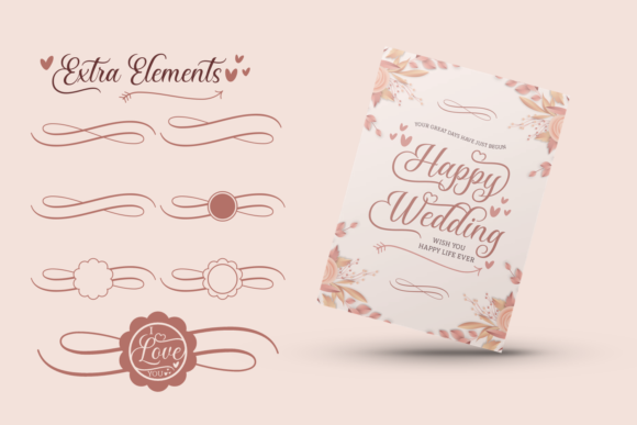 Print on Demand: Say Yes Script & Handwritten Font By Situjuh - Image 2