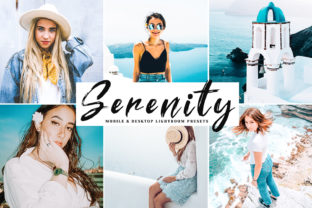 Serenity Lightroom Presets Pack Graphic By Creative Tacos
