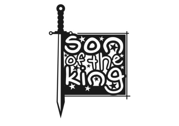 Son of the King Graphic Crafts By ZetDesign