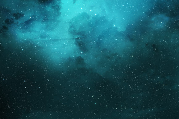 Print on Demand: Space Backgrounds Vol.6 Graphic Backgrounds By freezerondigital - Image 3