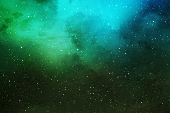 Print on Demand: Space Backgrounds Vol.6 Graphic Backgrounds By freezerondigital - Image 8