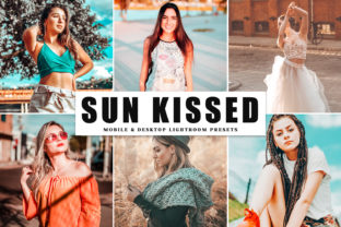 Sun Kissed Lightroom Presets Pack Graphic By Creative Tacos