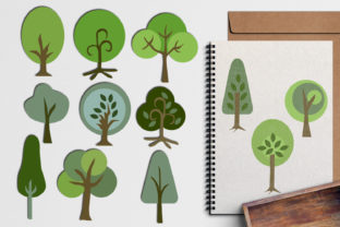 Trees Graphic By Revidevi