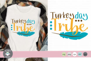 Turkey Day Tribe Graphic By thejaemarie