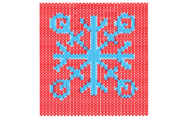 Download Free Ugly Christmas Sweater Snowflake Svg Cut File By Creative for Cricut Explore, Silhouette and other cutting machines.