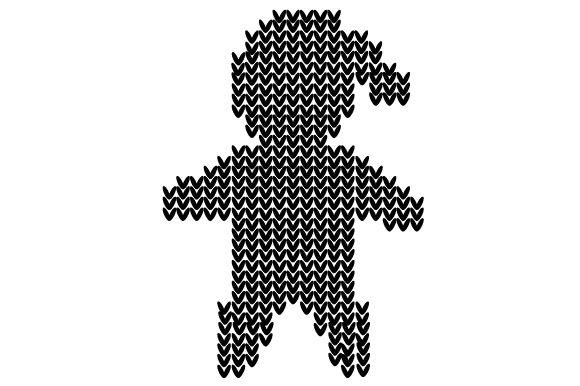 Download Free Ugly Sweater Ginger Bread Man Svg Cut File By Creative Fabrica for Cricut Explore, Silhouette and other cutting machines.