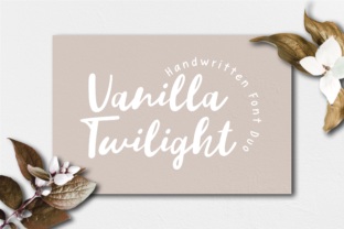 Vanilla Twilight Font By Bluestudio
