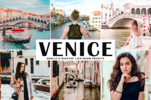 Venice Lightroom Preset Pack Graphic By Creative Tacos