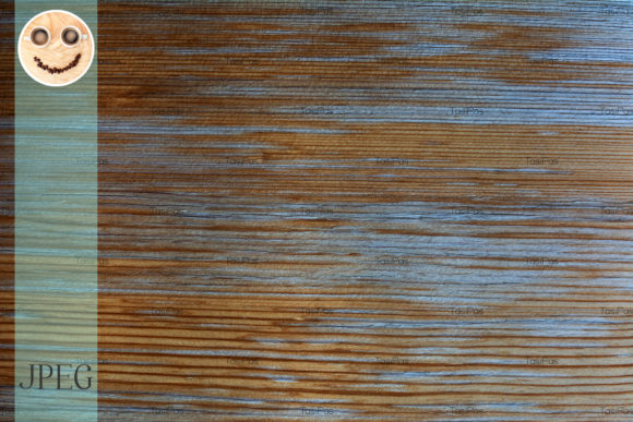 Print on Demand: Wood Shabby Texture Graphic Industrial By TasiPas