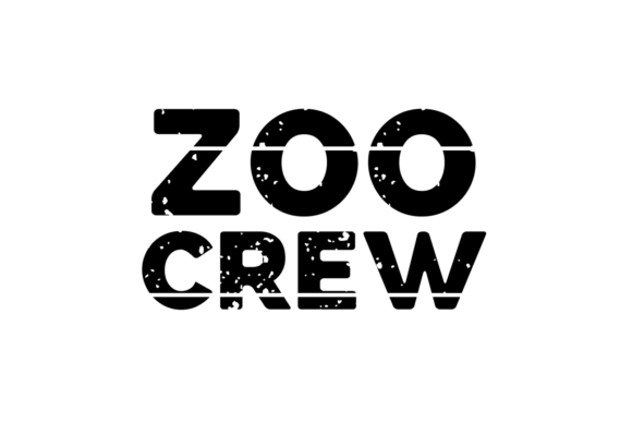 Download Free Zoo Crew Graphic By Thesmallhouseshop Creative Fabrica for Cricut Explore, Silhouette and other cutting machines.