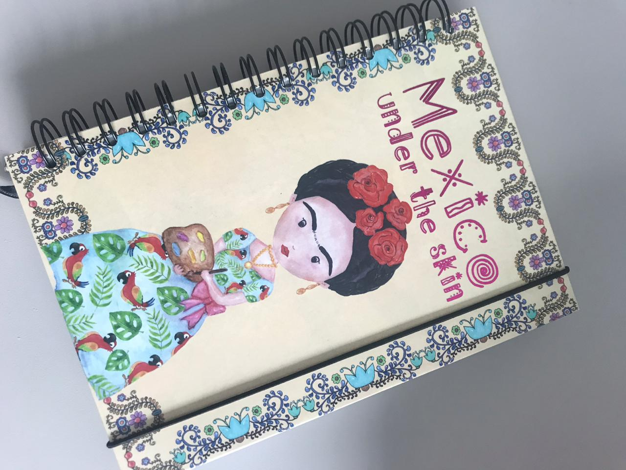Create Your Own Mexican Inspired Planner Creative Fabrica