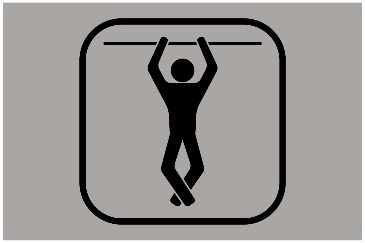 Download Free Fitness Bodybuilding Workout Icon Graphic By Hoeda80 for Cricut Explore, Silhouette and other cutting machines.