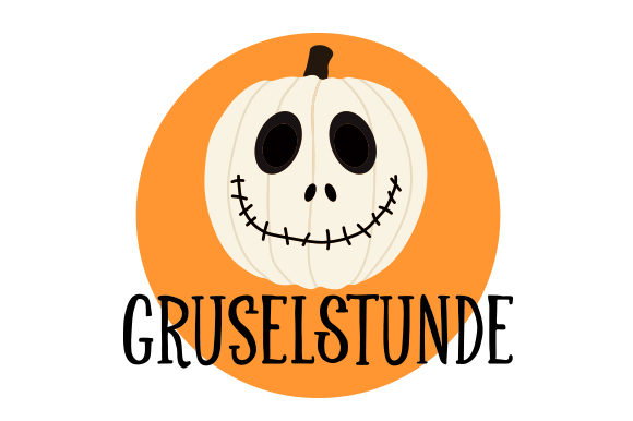 Download Free Gruselstunde Svg Cut File By Creative Fabrica Crafts Creative for Cricut Explore, Silhouette and other cutting machines.