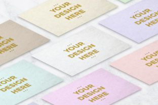 Letterpress Gold Foil Card Mockups Graphic Product Mockups By nopxcreative