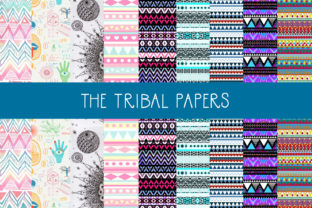 The Tribal Papers Graphic By capeairforce