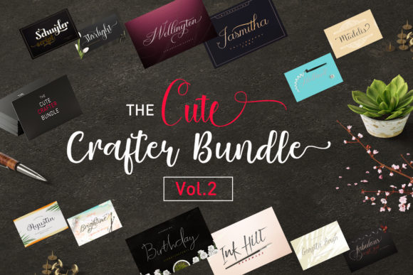 The Cute Crafter Bundle Vol. 2