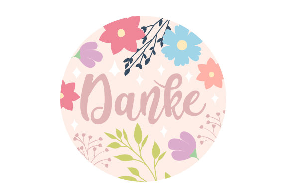 Download Free Danke Svg Cut File By Creative Fabrica Crafts Creative Fabrica for Cricut Explore, Silhouette and other cutting machines.