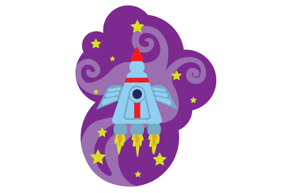 Download Free Spaceship Svg Cut File By Creative Fabrica Crafts Creative Fabrica for Cricut Explore, Silhouette and other cutting machines.