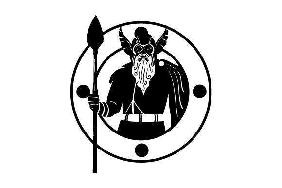 Download Free Odin Svg Cut File By Creative Fabrica Crafts Creative Fabrica for Cricut Explore, Silhouette and other cutting machines.