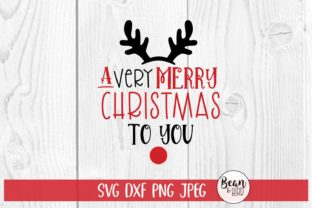 A Very Merry Christmas to You Graphic By Jessica Maike