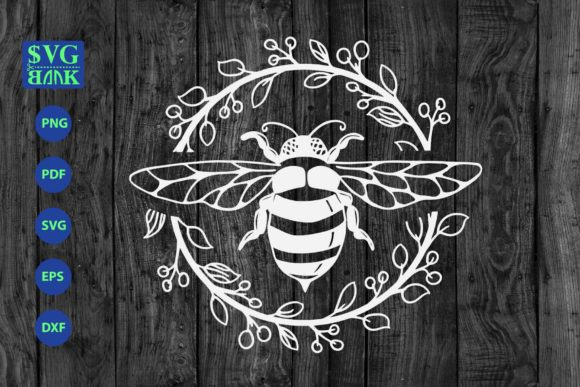 Bee Graphic By svgBank Image 2