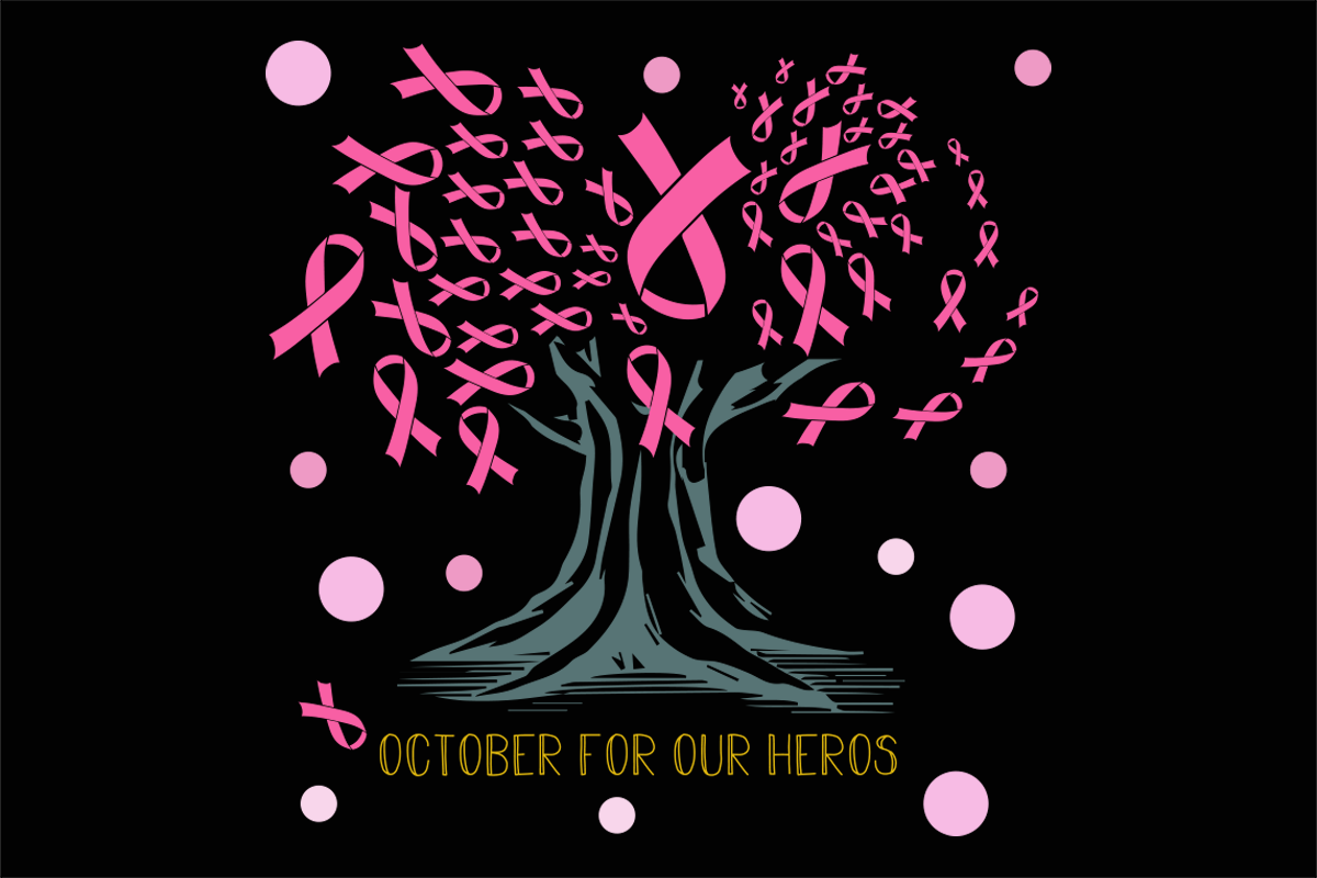 Download Free Breast Cancer Tree Graphic By Monopole499707 Creative Fabrica SVG Cut Files
