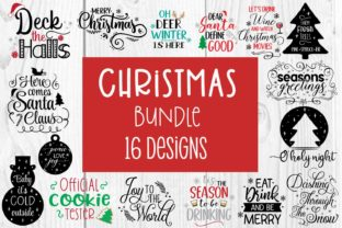 Christmas Holiday Bundle Graphic By Jessica Maike