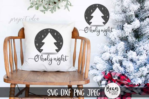Print on Demand: Christmas Holiday Bundle Graphic Crafts By Jessica Maike - Image 9
