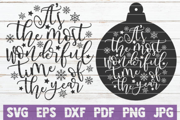 Christmas SVG Bundle Graphic Graphic Templates By MintyMarshmallows - Image 17