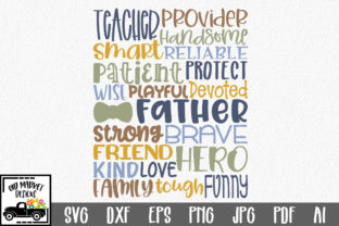 Fathers Day Subway Art Graphic By oldmarketdesigns