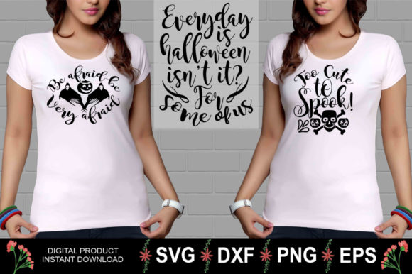 Download Free Halloween Design Bundle Graphic By Aesthetic Studio Creative for Cricut Explore, Silhouette and other cutting machines.