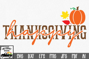 Happy Thanksgiving Graphic By oldmarketdesigns